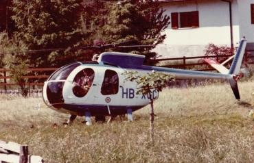 La storia del volo GIANA HELICOPTER-3