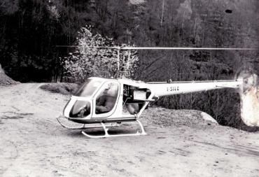 La storia del volo GIANA HELICOPTER-6